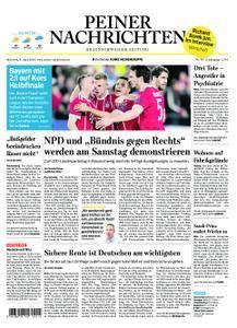 Peiner Nachrichten - 04. April 2018