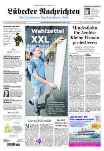 Lübecker Nachrichten Ostholstein Süd - 14. Mai 2019