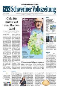 Schweriner Volkszeitung Hagenower Kreisblatt - 23. August 2019