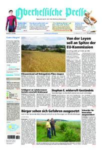 Oberhessische Presse Marburg/Ostkreis - 03. Juli 2019
