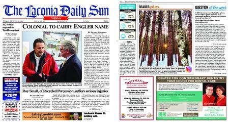 The Laconia Daily Sun – February 25, 2020