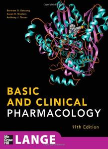 Basic and Clinical Pharmacology, 11th Edition (repost)
