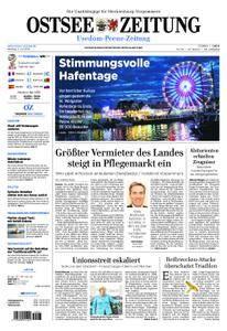 Ostsee Zeitung Wolgast - 02. Juli 2018