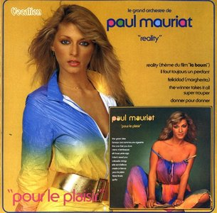 Paul Mauriat - Reality & Pour Le Plaisir (2013) Re-Up