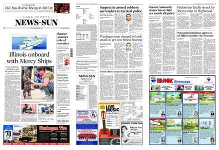Lake County News-Sun – September 15, 2017