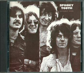 Spooky Tooth - Spooky Two (1969) {1988, Reissue}
