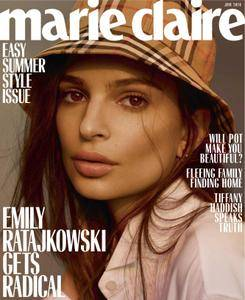 Marie Claire USA - June 2018