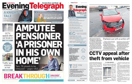 Evening Telegraph Late Edition – October 20, 2020