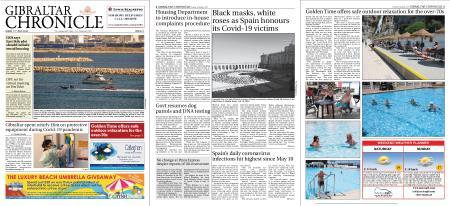 Gibraltar Chronicle – 17 July 2020