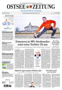 Ostsee Zeitung Wolgast - 08. Januar 2019
