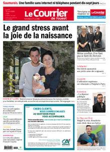 Le Courrier de l'Ouest Cholet – 13 avril 2020