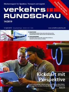 VerkehrsRundschau - 02. April 2019
