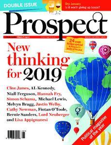 Prospect Magazine – January 2019