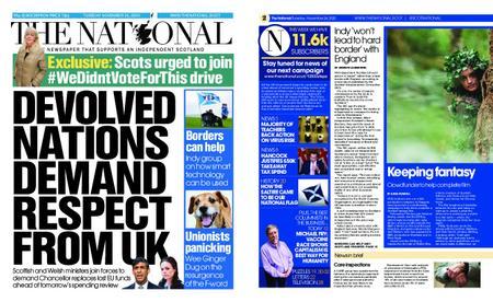 The National (Scotland) – November 24, 2020