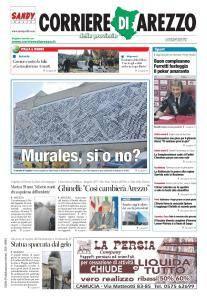 Corriere di Arezzo - 9 Gennaio 2017
