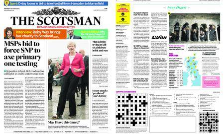 The Scotsman – August 29, 2018