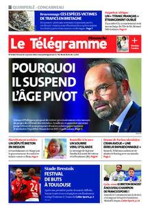 Le Télégramme Concarneau – 12 janvier 2020