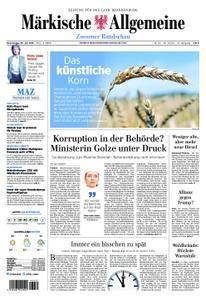 Märkische Allgemeine Zossener Rundschau - 26. Juli 2018