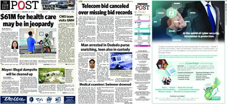 The Guam Daily Post – January 30, 2019