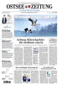 Ostsee Zeitung Wolgast - 11. Oktober 2018