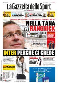 La Gazzetta dello Sport Sicilia – 18 luglio 2020