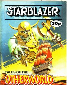 Starblazer 248 (1989) - tales of the otherworld 0 (pdfrip