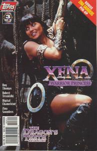 Xena Warrior Princess - The Dragon's Teeth 003 (1998) (Topps) (AquilaLorelei TRWBD