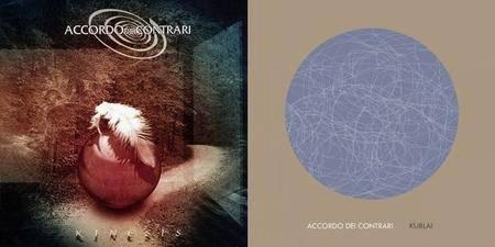 Accordo Dei Contrari - 2 Studio Albums (2007-2011)