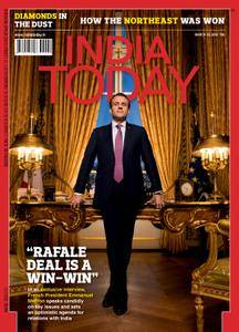 India Today - March 19, 2018