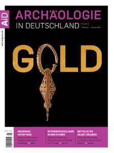 Archäologie in Deutschland - Oktober-November 2018