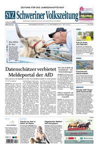 Schweriner Volkszeitung Zeitung für die Landeshauptstadt - 14. September 2019