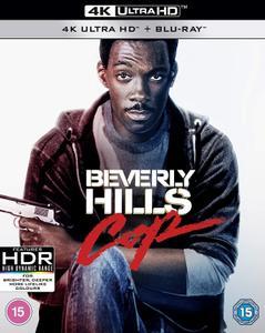 Beverly Hills Cop (1984) [4K, Ultra HD]