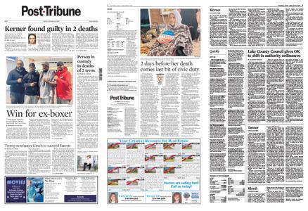 Post-Tribune – October 23, 2020