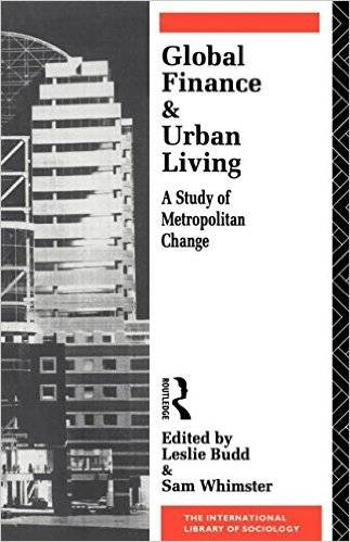 Global Finance and Urban Living