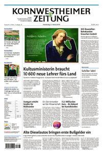 Kornwestheimer Zeitung - 21. Februar 2019