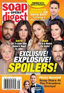 Soap Opera Digest - October 14, 2019