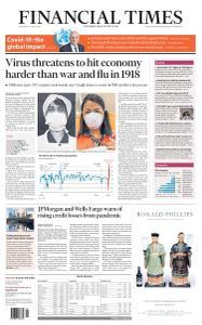 Financial Times UK - April 15, 2020