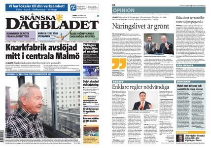 Skånska Dagbladet – 03 december 2019