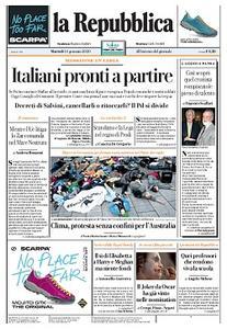 la Repubblica - 14 Gennaio 2020