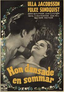 One Summer of Happiness (1951) Hon dansade en sommar
