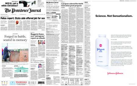 The Providence Journal – December 18, 2018