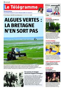 Le Télégramme Brest Abers Iroise – 07 juillet 2019
