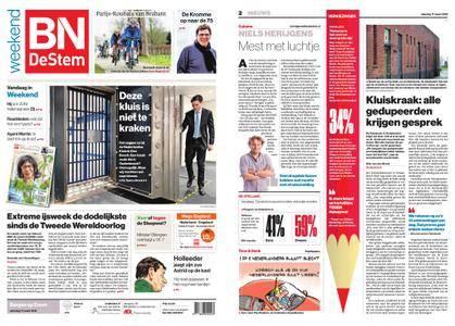 BN DeStem - Bergen op Zoom – 17 maart 2018