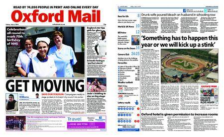 Oxford Mail – July 06, 2018