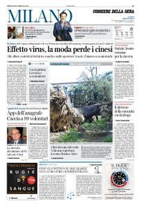 Corriere della Sera Milano – 05 febbraio 2020