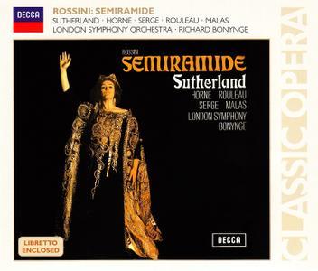 Richard Bonynge, London Symphony Orchestra, Joan Sutherland, Marilyn Horne - Rossini: Semiramide (2006)