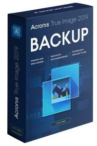 Acronis True Image 2020 Build 20600 Bootable ISO Multilingual