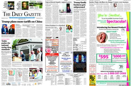 The Daily Gazette – August 02, 2019