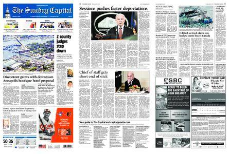 The Capital – April 08, 2018