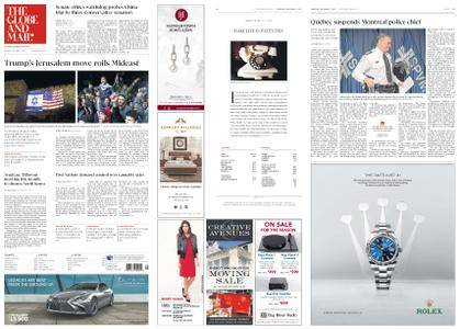 The Globe and Mail – December 07, 2017